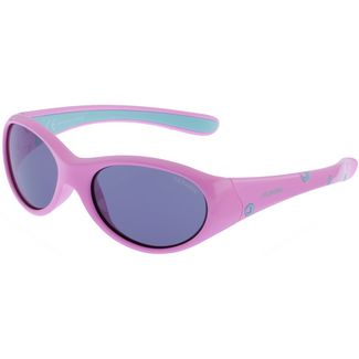 ALPINA FLEXXY GIRL Sonnenbrille Kinder rose-mint