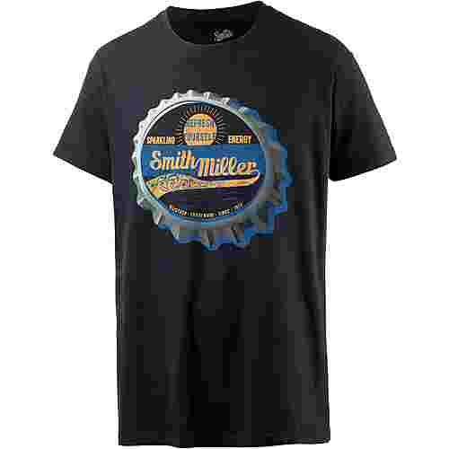 Smith and Miller refresh Printshirt Herren navy