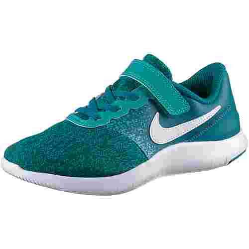 Nike Flex Contact PSV Laufschuhe Kinder BLUSTERY/WHITE-TURBO GREEN