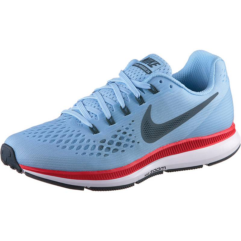 new products ad2eb ebdea Nike Air Zoom Pegasus 34 Laufschuhe Damen ice-blue