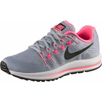 Nike AIR ZOOM VOMERO 12 Laufschuhe Damen wolf grey/black-pure platinum-