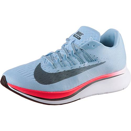 Nike ZOOM FLY Laufschuhe Damen ice-blue-blue-fox