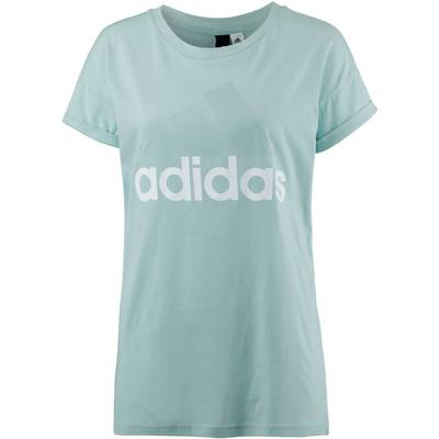 adidas Essentials T-Shirt Damen tactile green