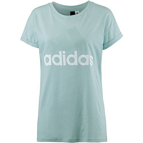 adidas Essentials T-Shirt Damen tactile green