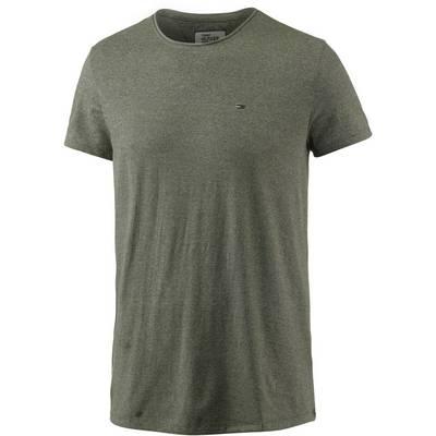 Tommy Hilfiger T-Shirt Herren oliv melange