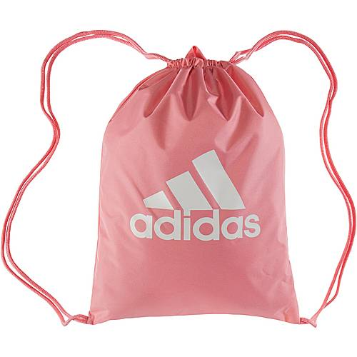 adidas Performance Logo Turnbeutel Damen tactile rose