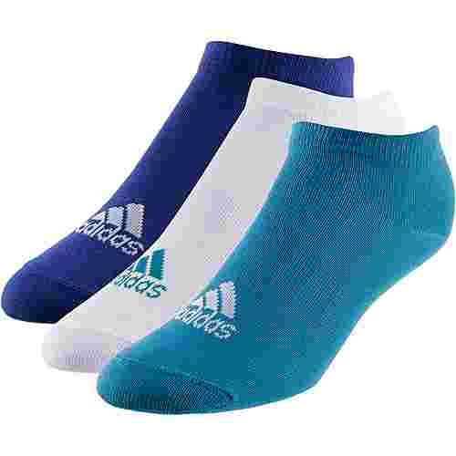 adidas Socken Pack Kinder mystery petrol
