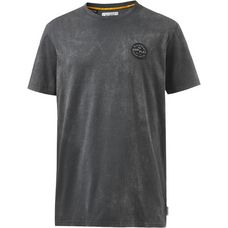 Billabong WAVE WASHED TEE SS T-Shirt Herren ASPHALT