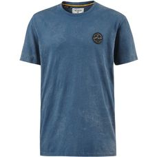 Billabong WAVE WASHED TEE SS T-Shirt Herren DEEP BLUE