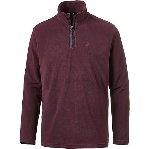 Protest Perfecty Fleecepullover Herren bordeaux
