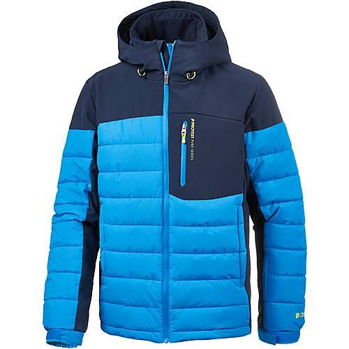 Protest Mount Snowboardjacke Herren blau