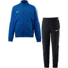 Nike Squad Trainingsanzug Kinder blau-schwarz