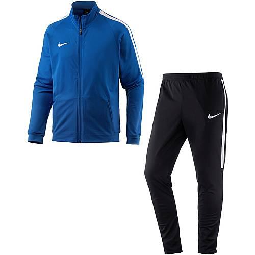 Nike Squad Trainingsanzug Herren royal blue-black-white-white