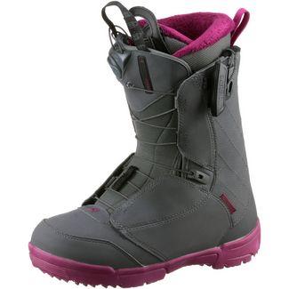 Salomon PEARL Snowboard Boots Damen Grey