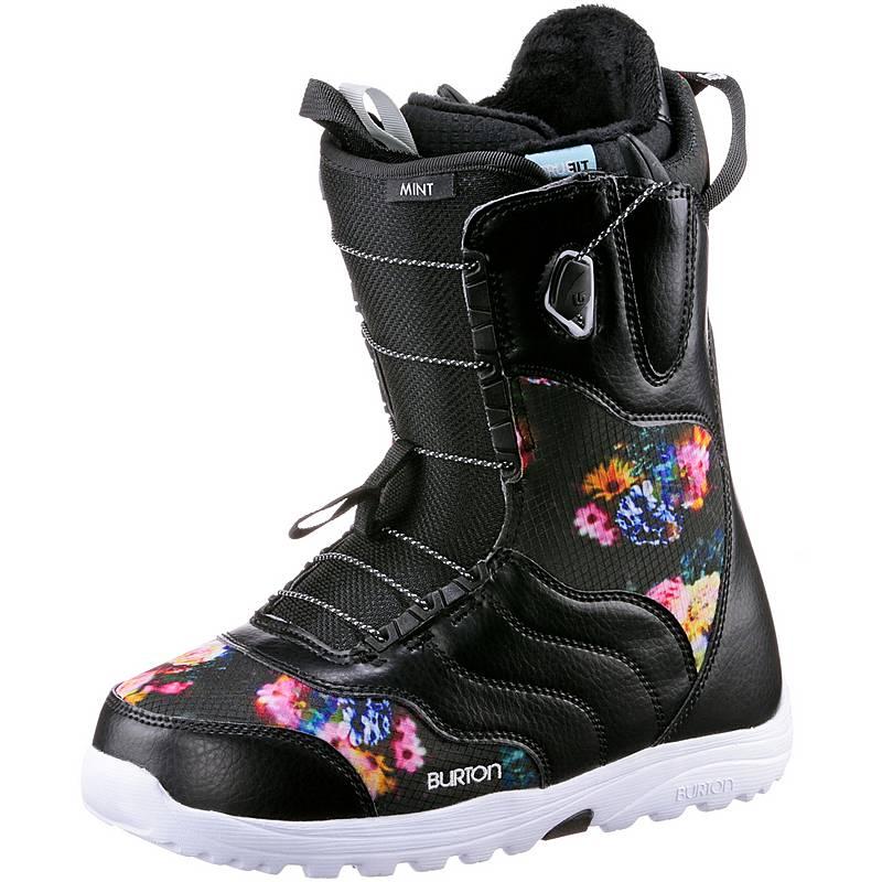 BurtonMINT  Snowboard BootsDamen  BLACK/MULTI