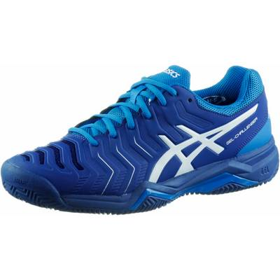 ASICS GEL-CHALLENGER 11 CLAY Tennisschuhe Herren LIMOGES/WHITE/DIRECTOIRE BLUE