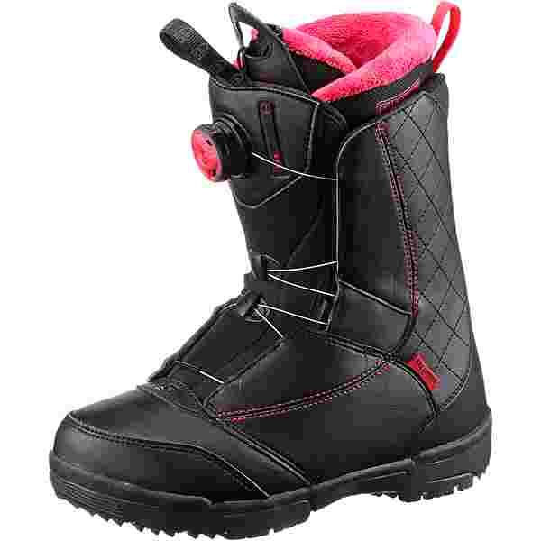 Salomon KEA Snowboard Boots Damen Black