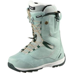 Nitro Snowboards CROWN TLS Snowboard Boots Damen GREEN