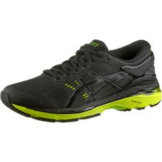 ASICS GEL-KAYANO 24 Laufschuhe Herren black/green gecko/phantom