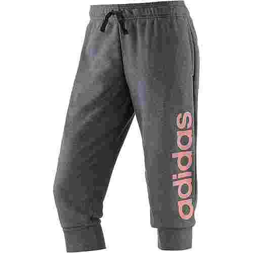 adidas Essentials Sweathose Damen dark grey heather