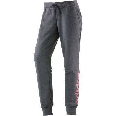 adidas Essentials Sweathose Damen dark grey heather