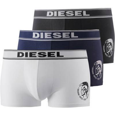 DIESEL Boxer Herren schwarz/weiß/anthrazit