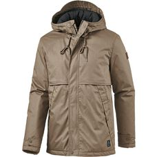 Element FREEMAN Parka Herren CANTEEN GREEN