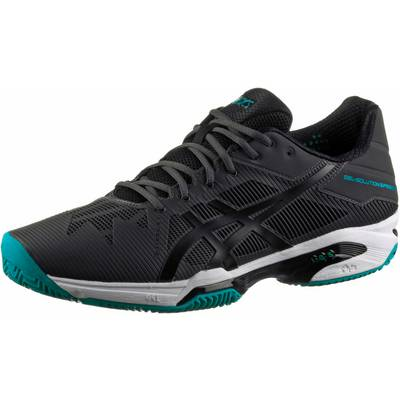 ASICS GEL-SOLUTION SPEED 3 CLAY Tennisschuhe Herren DARK GREY/BLACK/LAPIS