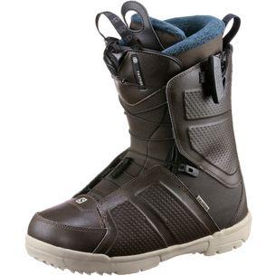 Salomon FACTION Snowboard Boots Herren Brown/Navy