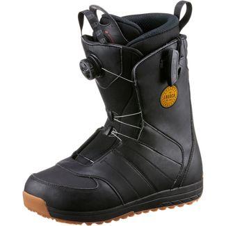 Salomon LAUNCH BOA SJ Snowboard Boots Herren Black
