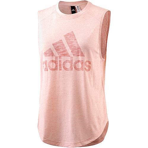 adidas Winners Tanktop Damen icey pink