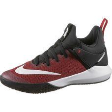 Nike ZOOM SHIFT Basketballschuhe Herren university red-white-black