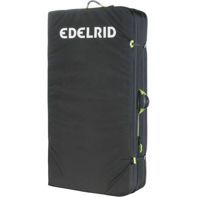 EDELRID Mantle III Crashpad schwarz/grün