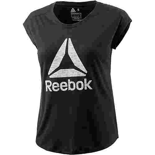 Reebok Workout Ready T-Shirt Damen black