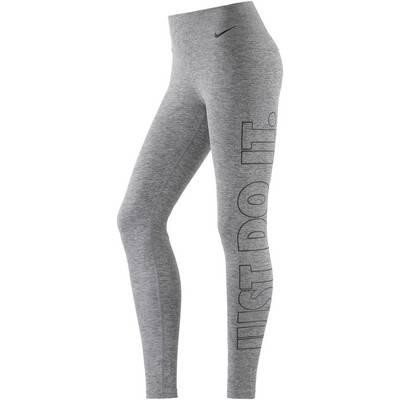 Nike Power Tights Damen CARBON HEATHER/BLACK
