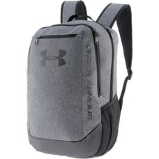 Under Armour Hustle Backpack Daypack Herren GRAPHITE / GRAPHITE / BLACK