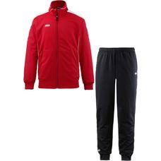 JAKO CUP Trainingsanzug Kinder rot-weiß