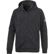 Billabong WAVE WASH ZIP UP Hoodie Herren BLACK