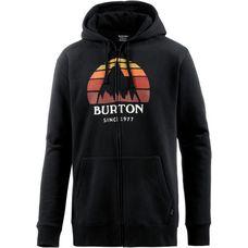 Burton UNDERHILL Hoodie Herren TRUE BLACK