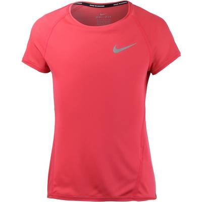 Nike Laufshirt Kinder LT FUSION RED/LT FUSION RED