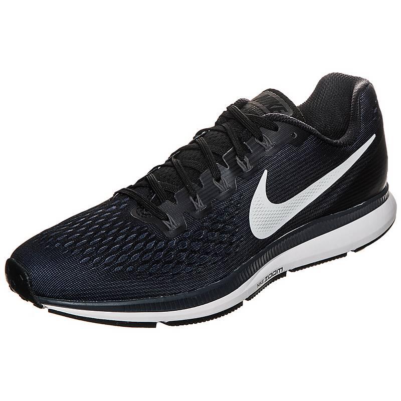 Nike Air Zoom Pegasus 34 Laufschuhe Herren schwarz   grau   weiß im ... 0b48c4d254