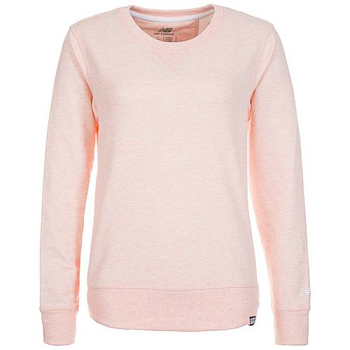 NEW BALANCE Classic Crew Sweatshirt Damen rosa