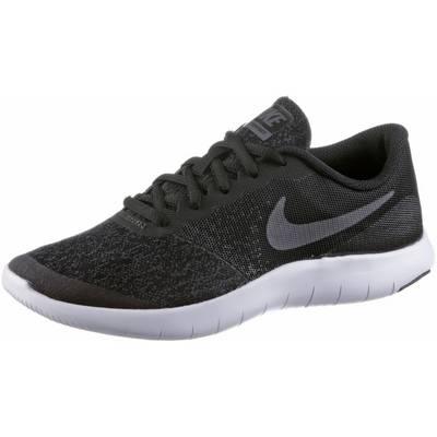 Nike Flex Contact Laufschuhe Kinder BLACK/DARK GREY-ANTHRACITE-WHITE