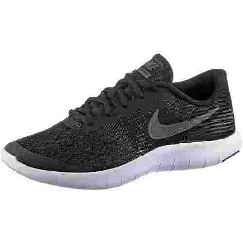 Nike Flex Contact Laufschuhe Kinder BLACK/DARK GREY-ANTHRACITE-WHITE