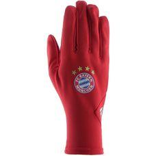 adidas FC Bayern Fingerhandschuhe FCB TRUE RED