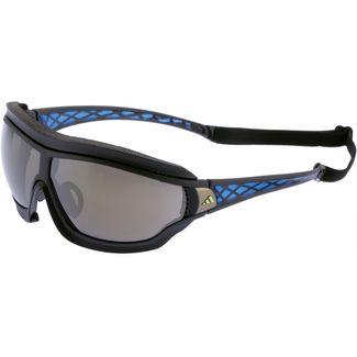 adidas Tycane Sportbrille black matt/blue