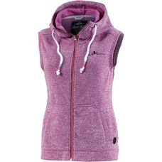 WLD SPARKLY FRIDAY Fleecehoodie Damen VIOLET MELANGE