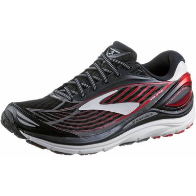 Brooks Transcend 4 Laufschuhe Herren Black/Anthracite/Toreador