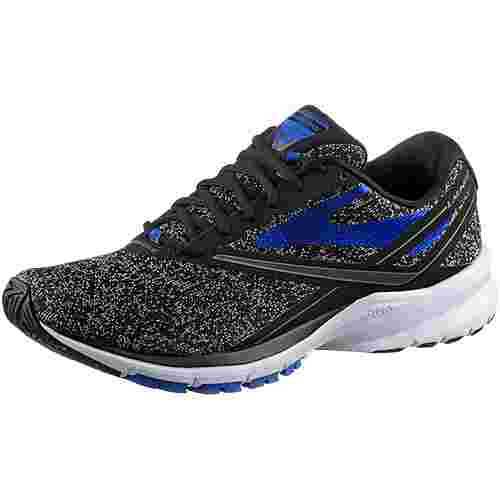 Brooks Launch 4 Laufschuhe Herren Black/Anthracite/Electric Brooks Blue