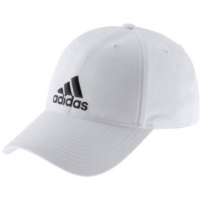 adidas 6P Cotton Cap white